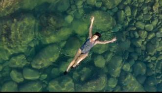 Queens Bath Swimsuit