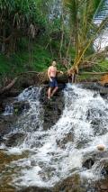 Queens Bath Waterfall